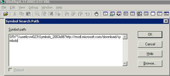 runbook: HOW TO DEBUG A DUMP,WHERE TO GET SYMBOL FILES   ????