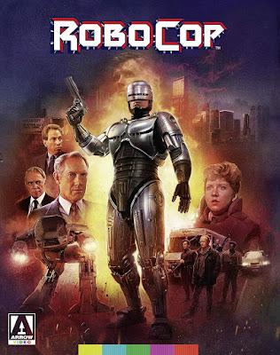 Robocop 1987 Bluray Collectors Edition