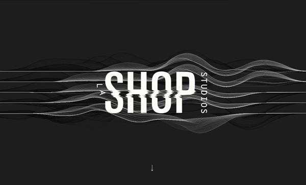 Trend and Inspiration Web Design 2018 - La Shop Studios