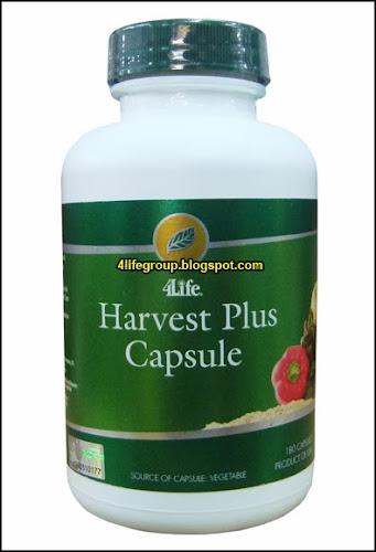 foto 4Life Harvest Plus