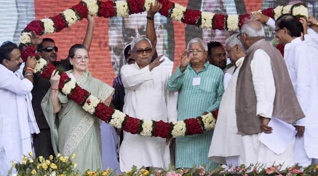 The Bihar Debacle: Saffron Surge Rues Bharath