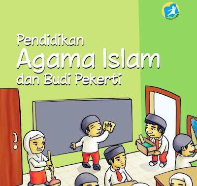 Download Buku BSE Kelas 6 SD Pendidikan Agama Islam dan Budi Pekerti