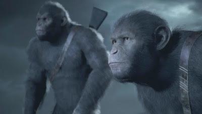 טריילר ראשון וסרטון משחקיות למשחק החדש והקסום של כוכב הקופים