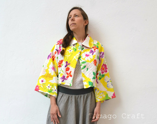 Tamago Craft: Wardrobe project