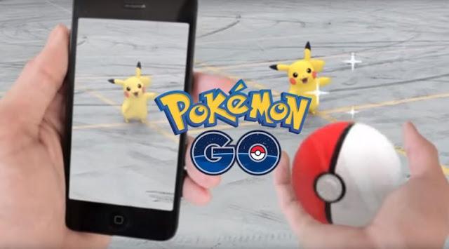 لعبة بوكيمون جو Pokemon go تتجاوز 20 مليون تحميل