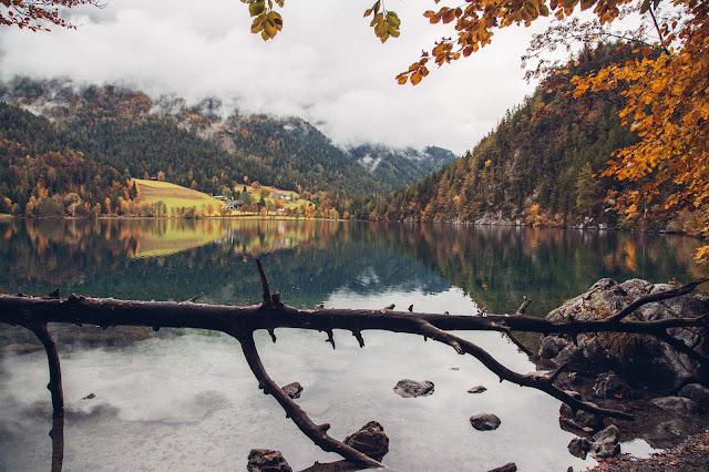 Hintersteiner-See-Rundweg  Wanderung Scheffau  Wilder Kaiser  Wandern Kitzbüheler alpen Tirol  Leichte Tour in traumhafter Kulisse 13