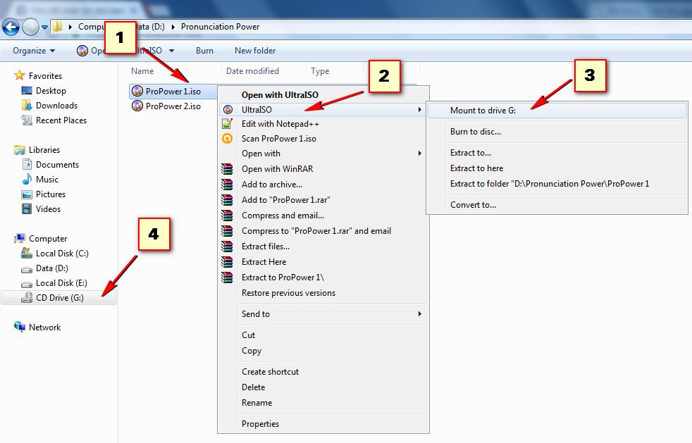 Pronunciation Power - Download và hướng dẫn cài đặt chi tiết