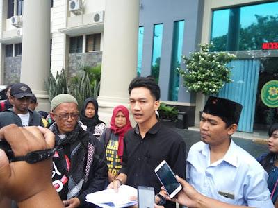 Warga Pasar Griya Gugat Pemkot ke Pengadilan Negri Tanjung Karang