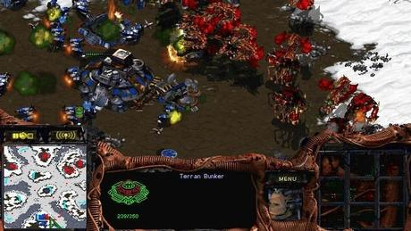 StarCraft Brood War PC GamePlay Screenshot