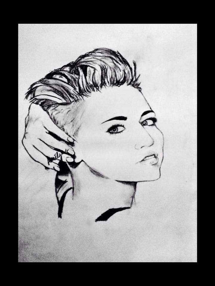Drawing Amelie Drawing Wiz Khalifa Rihanna Miley