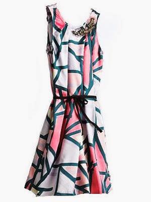 Pane Is Beauty,Model Dress Trendy Dan Stylish Untuk Cuaca Panas