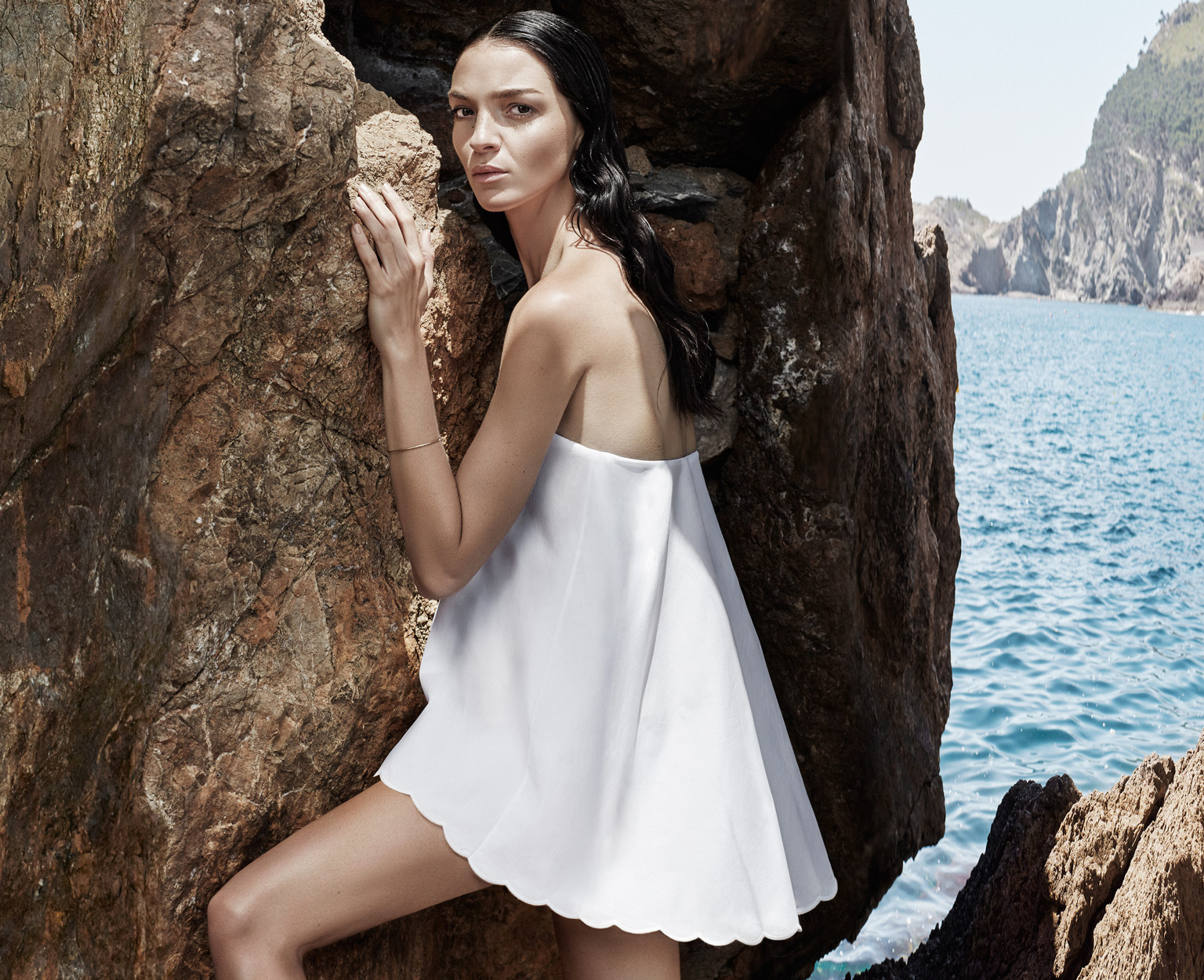 Hot Maria Carla Bonacci Nude Model Pic