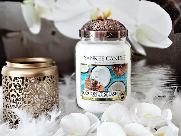 Coconut Splash de Yankee Candle