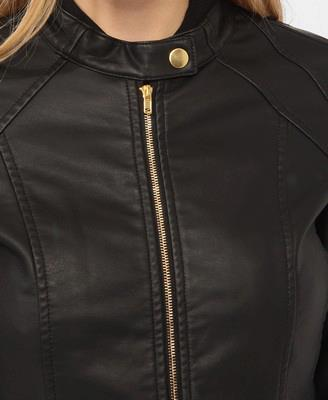 142a88180f21b جاكت جلد حريمي - Womens leather jacket