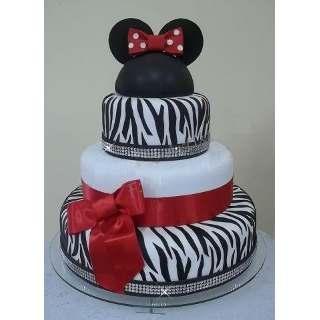Bolo Minnie Mouse
