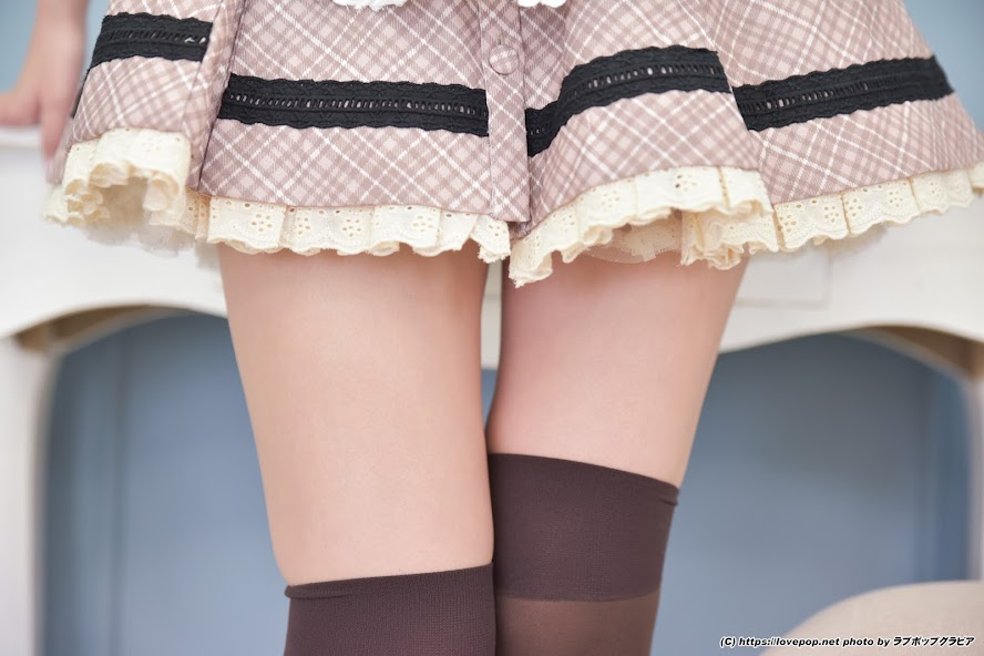 938 [LOVEPOP] Gravure No.71 &Shion Kusakawa 草川紫音 Photoset 01 &05