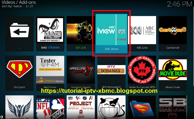 how to use iview on android