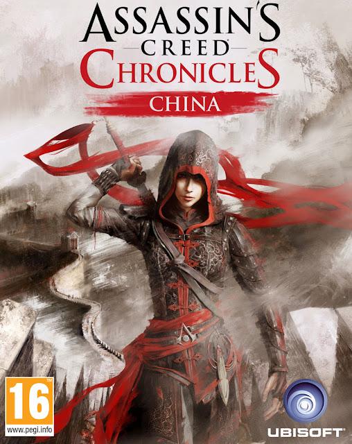 Assassin's Creed Chronicles: China Portada