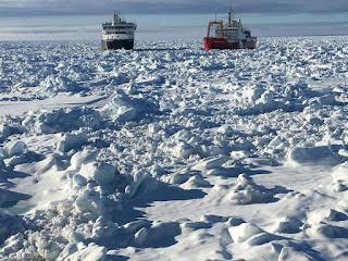 BAYSYS, climate change, climate change study, Arctic ice, Arctic icebergs
