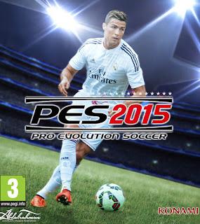 تحميل لعبه بيس 2015 مجانا Download Pes 2015 free