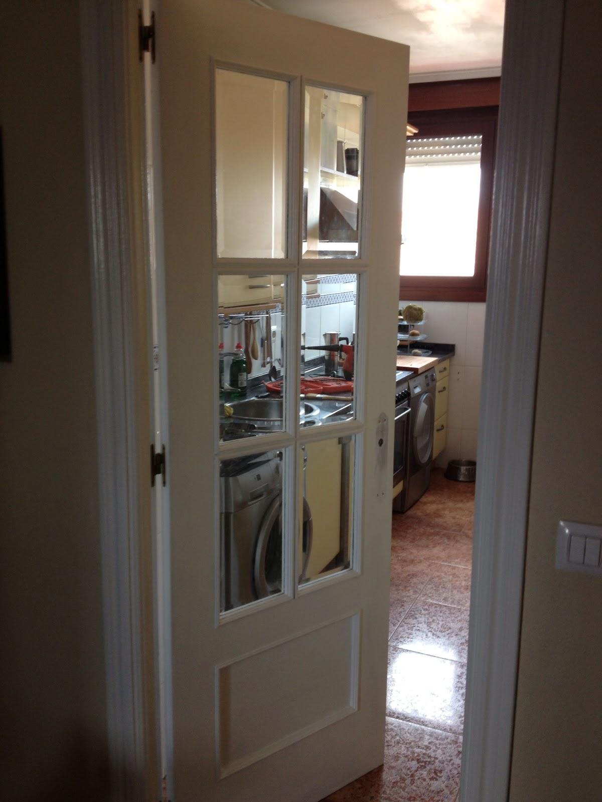 Pintar puerta de aluminio materiales de construcci n for Pintar mueble lacado sin lijar