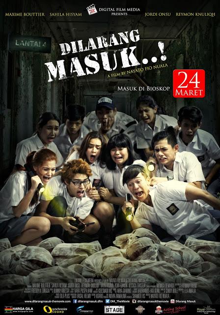 Download Film Indonesia Dilarang Masuk (2016) DVDRip Full Movie