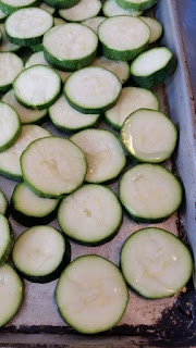 Ramblings Thoughts Yummy Oven Zucchini Recipe