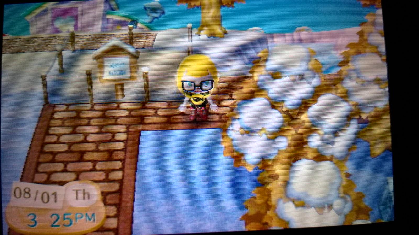 Animal Crossing Bamboo Garden