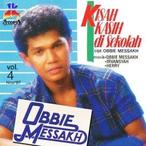 Obbie Messakh - Kisah Kasih Di sekolah ( Karaoke )