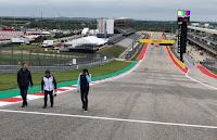 COTA tor F1 Formuła 1 Grand Prix USA