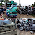 Accident: A Rev. Father Was Crushed To Death Along Oba/Nnewi Road, In Anambra State