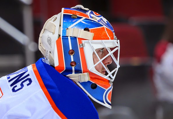 I Love Goalies!: Ben Scrivens 2014-15 Mask