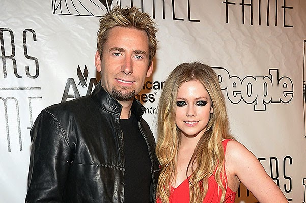 Chad Kroeger and Avril Lavigne divorce