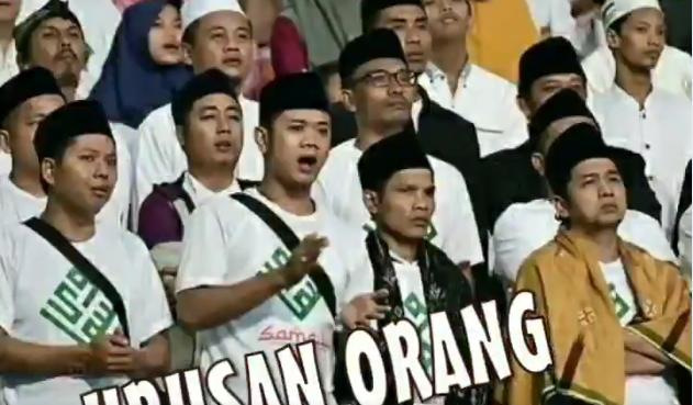Netizen Temukan 5 KEANEHAN Acara Deklarasi Dukungan Ulama Muda Untuk Jokowi