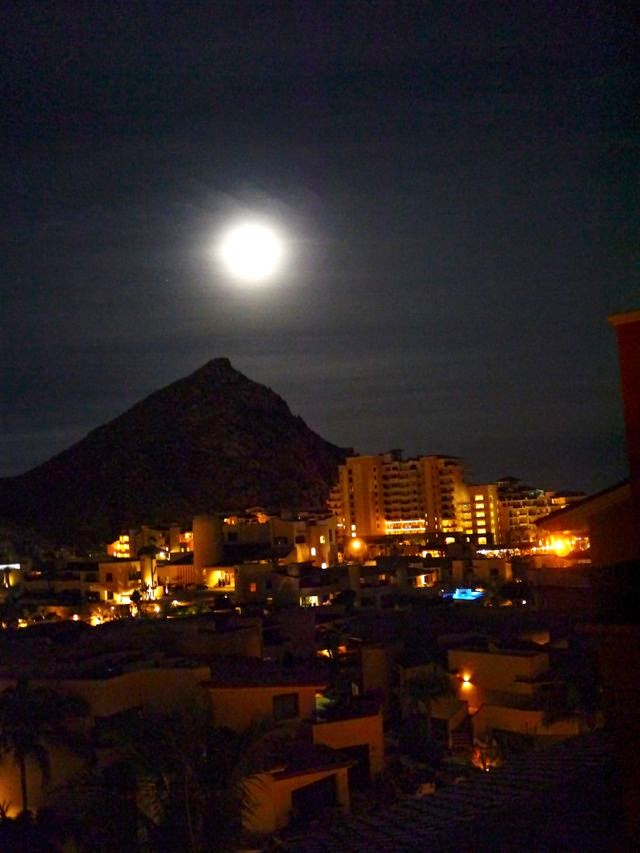 Magical Night in Cabo San Lucas