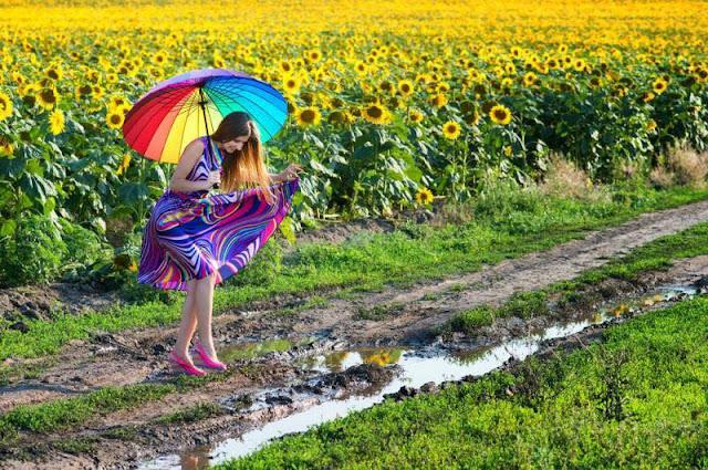 الربيع وتأثيره النفسي