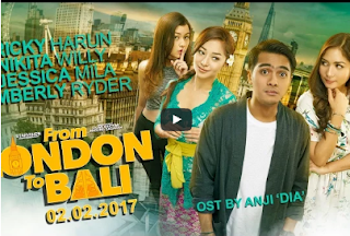 Film From London To Bali (2017) Terbaru