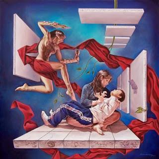 Тласолтеотль (Tlazolteotl). Eduardo Urbano Merino