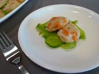 Chiftelute de orez cu morcov