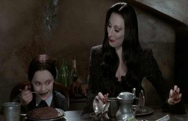 The Addams Family Damesmercury