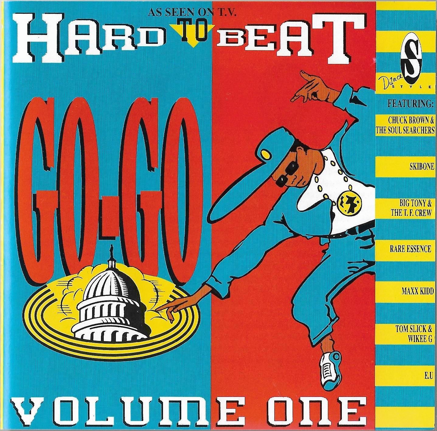 Olas un Bekons Hip-hop & Funk Blog: Various - Hard To Beat ...