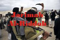 Pengertian Jarimah Al-Riddah, Unsur Jarimah Al-Riddah, dan Sanksinya
