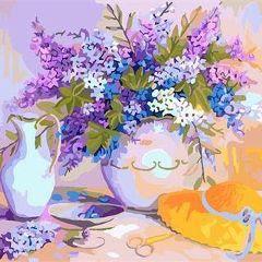 Tranh son dau so hoa tai Viet Hung