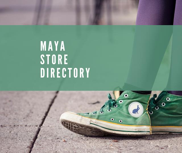 Maya Chiang Mai Store Directory