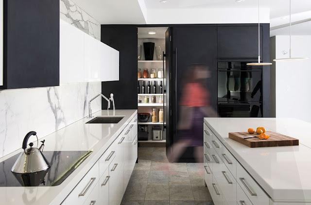 cocina-blanca-y-negra-con-isla-Secter-Design7