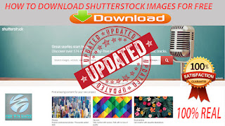 How To Download Shutterstock Images Without Watermark | High-Quality