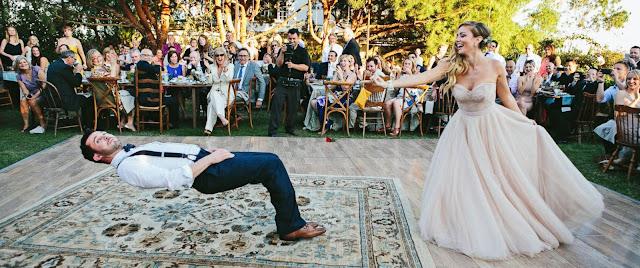 Consejos para el novio, el baile