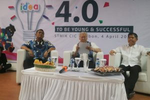 Walikota Cirebon, Kepedulian Tokoh Asal Putra Daerah Akan Memberikan Inspirasi Untuk Mahasiwa Belajar Lebih Keras