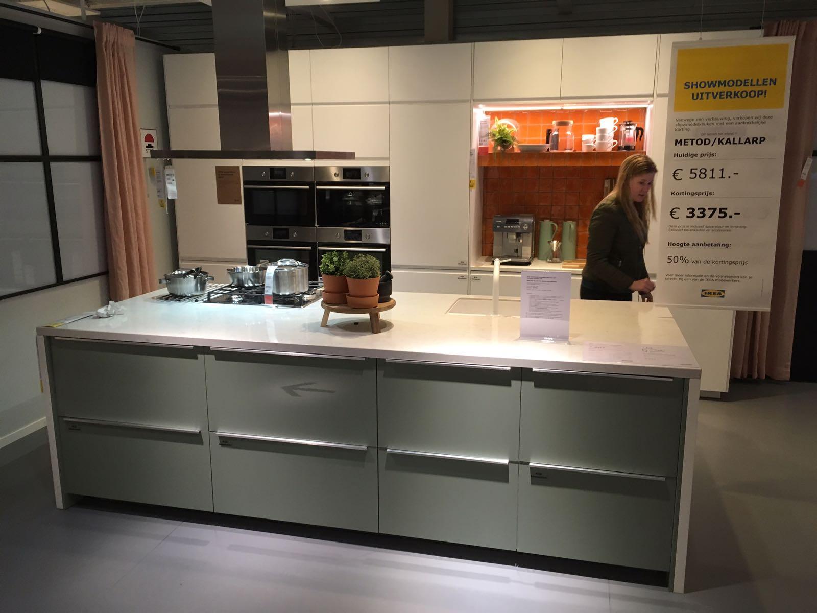 Opruiming Keukens Ikea : Showroom keuken ikea gekocht financefitgirl