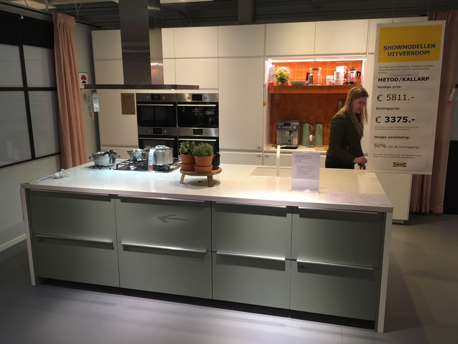 Keuken Ikea Prijs : Showroom keuken ikea gekocht financefitgirl